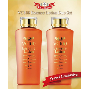VC100 Essence Lotion Travel Exclusive Duo Set